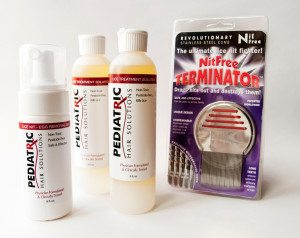 Traditional Lice Treatment/Nit Removal Package