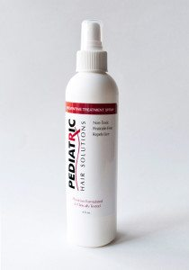 Preventive Lice Treatment Spray