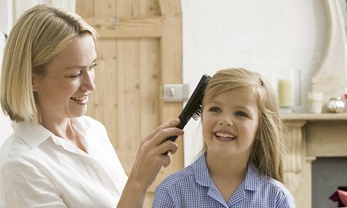 Tips for Keeping Your Family and Friends Lice-Free