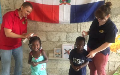 PHS Community Care Foundation Donates Lice Treatments To Children In the Dominican Republic