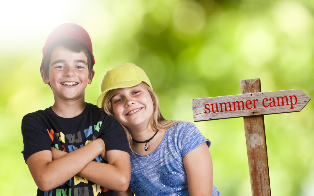 Don't Bring Lice Home From Summer Camp