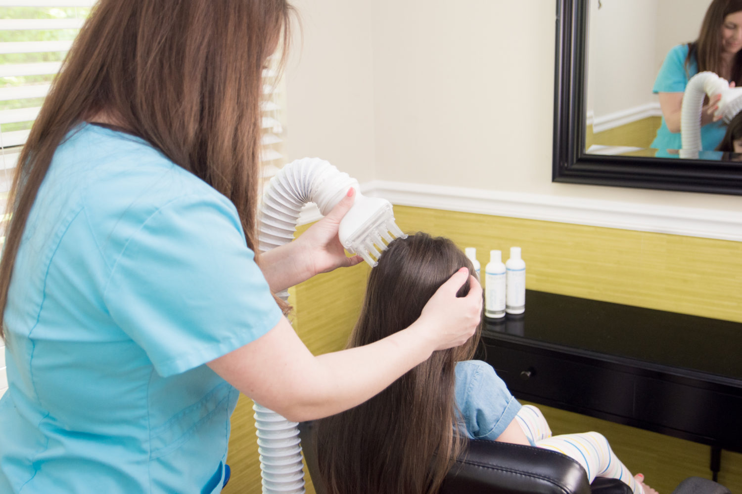 Best Greenville Lice Clinic Leave Lice Free In An Hour