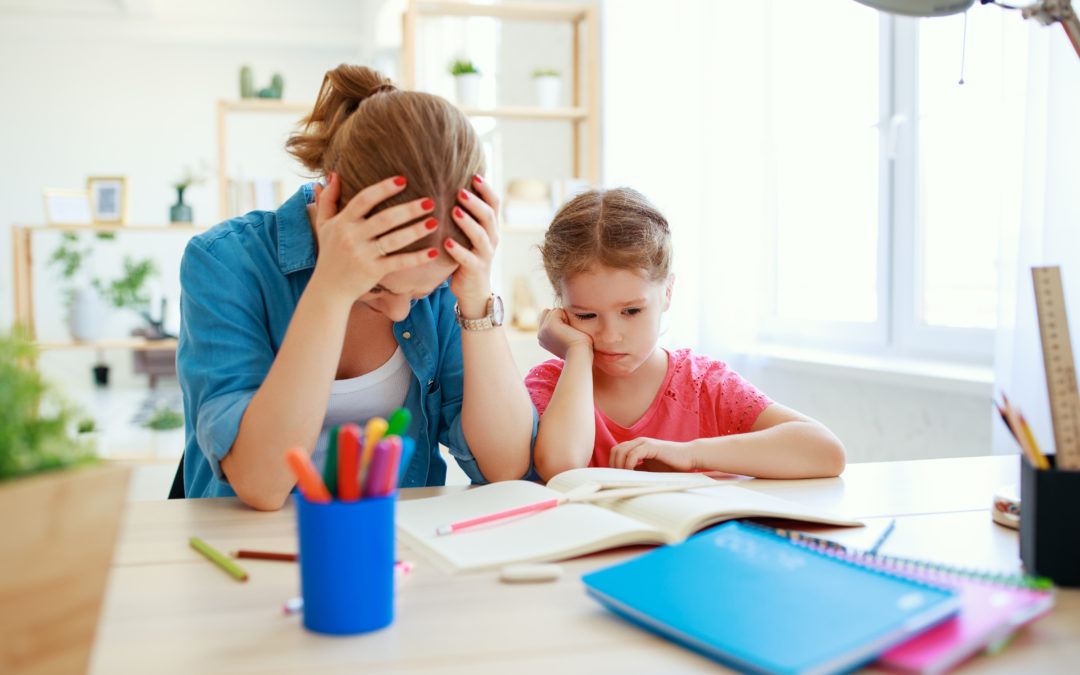 I Think My Child Might Have Lice And We're Stuck at Home, Now What?