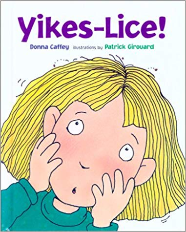 Our Favorite 'Itchy' Children's Books