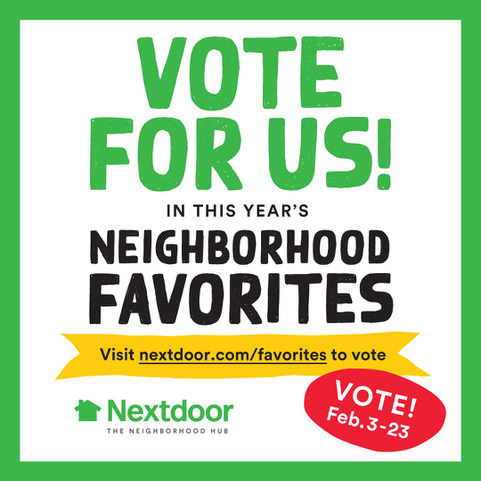 Vote Pediatric Hair Solutions on Nextdoor 2020