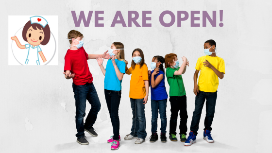 Need Head Lice Treatment? We're Open!