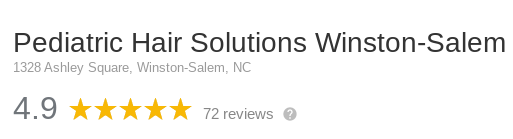 Reviews of Pediatric Hair Solutions in Winston Salem