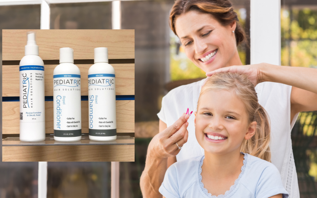 A Natural Solution for Head Lice Prevention