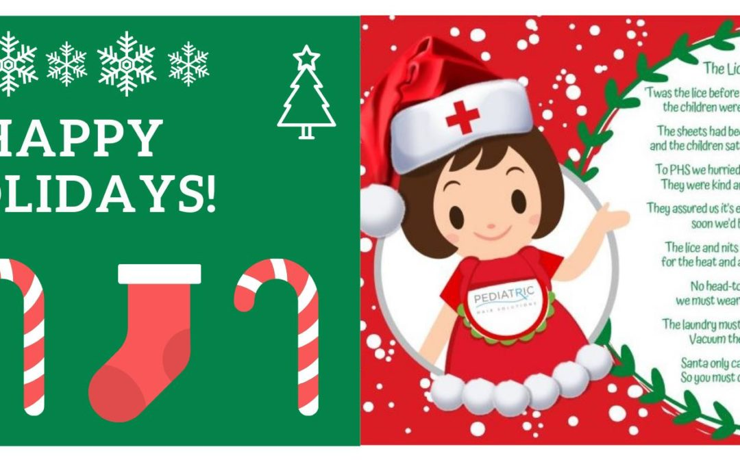 A Holiday Message from Pediatric Hair Solutions